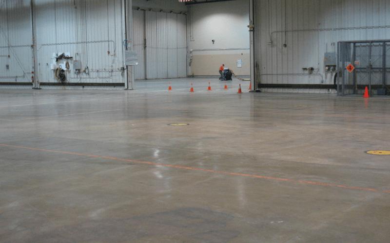 electro static flooring